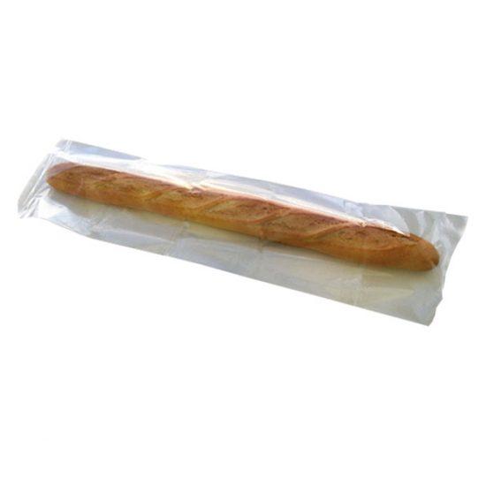 1 caja de 2000 Bolsas baguette microperforada 15x70 cm