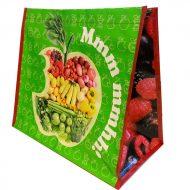 1 caja de 120 bolsas Corazón vegetal   160gr 39x21x34 cm