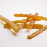 5kg Bastones de piel de naranja recto calibrado 6-7 cm