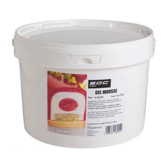 2kg Gel Mousse (gelificante en polvo para mousse)
