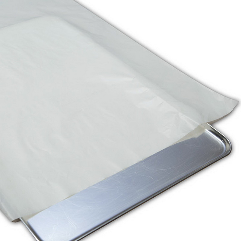 Paquete 100 Bolsas para placa 60x40 tamaño 70x50xcm color blanco