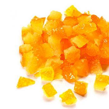 5kg Picadillo de Piel de naranja 6x6 mm