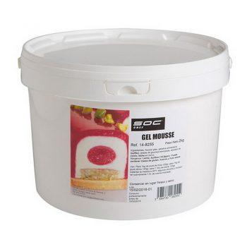 Gelificante en polvo para mousse sabor neutro Gel Mousse Soc Chef