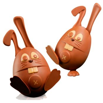 Kit Conejo - 8 uds para hacer 2 conejos completos