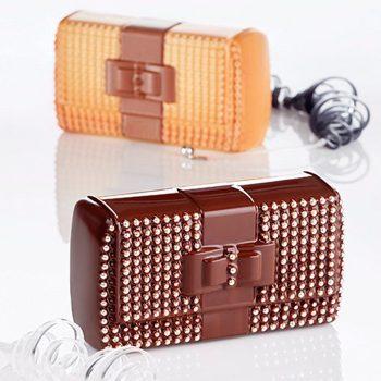 Kit bolsa Pochette - 4 uds para hacer 2 bolsas