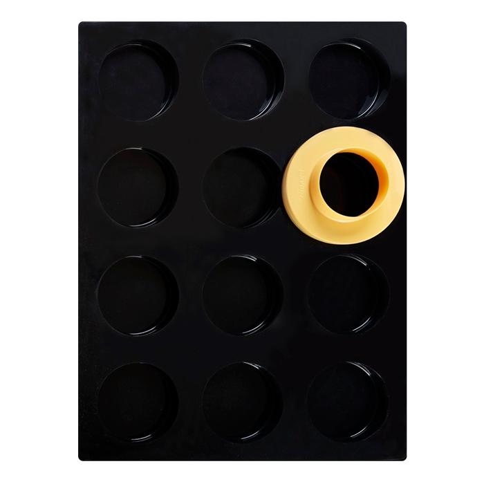 Molde monoporción ROUND Colección Gianluca Fusto PX4334 Pavoni