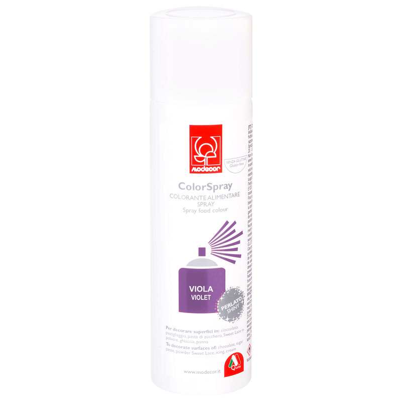 COLORANTE SPRAY PERLADO 250ml VIOLETA