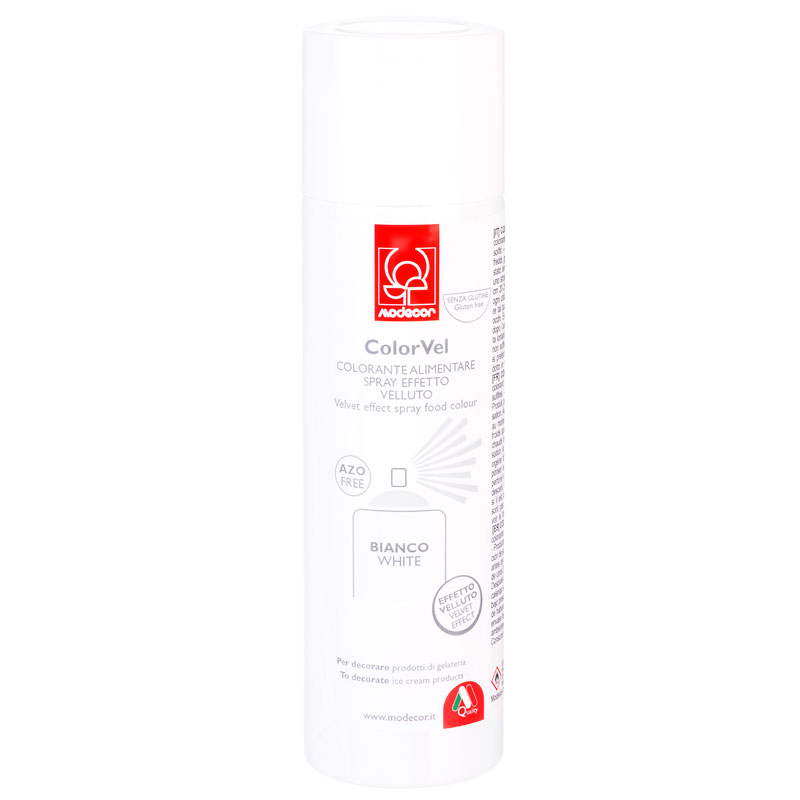 SPRAY ATERCIOPELADO ELITE 250 ML BLANCO