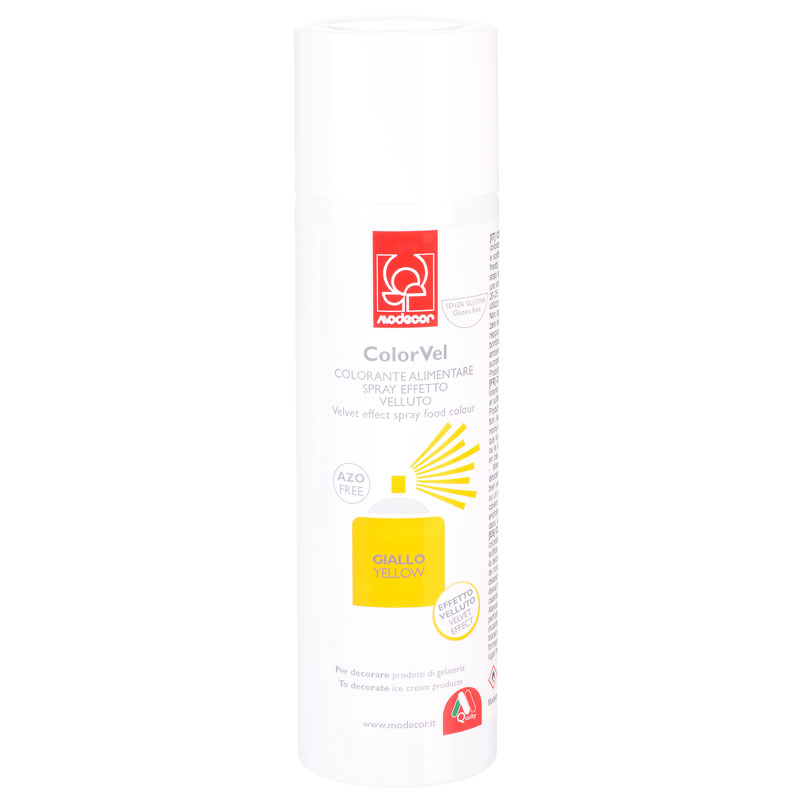 SPRAY ATERCIOPELADO ELITE 250 ML AMARILLO
