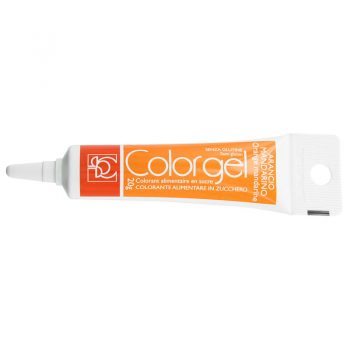 COLOR GEL 20G NARANJA MANDARINA