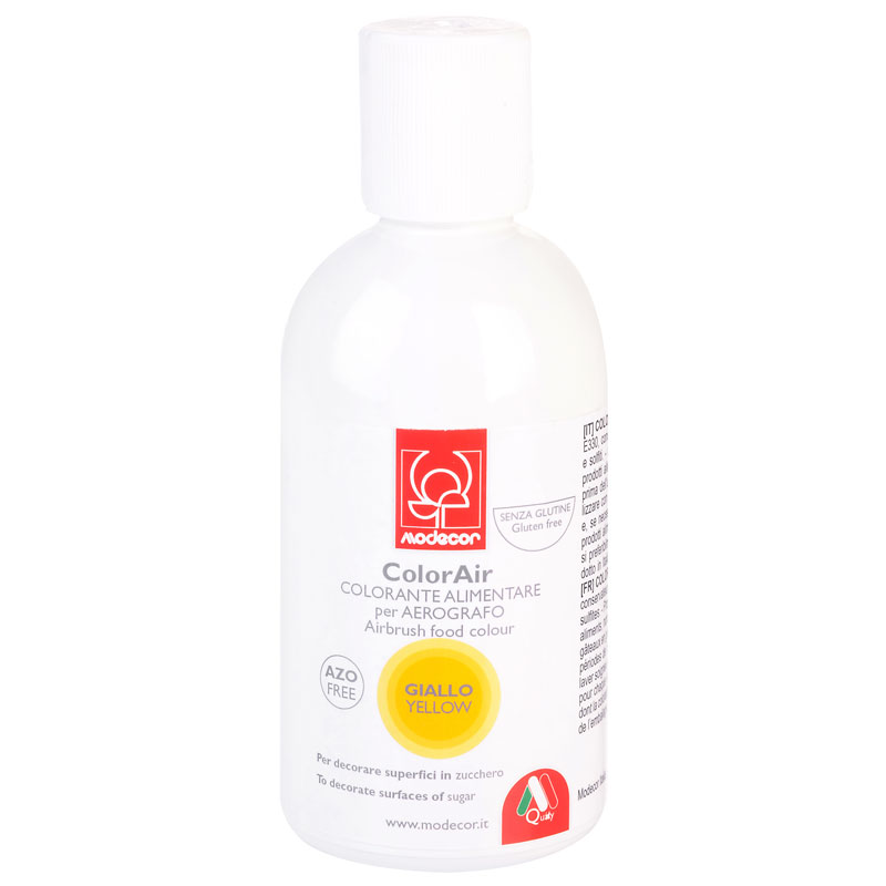 COLORANTE LÍQUIDO AMARILLO LIMÓN 190ml