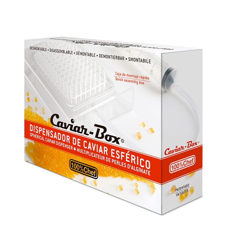 CAVIAR BOX - 100% CHEF