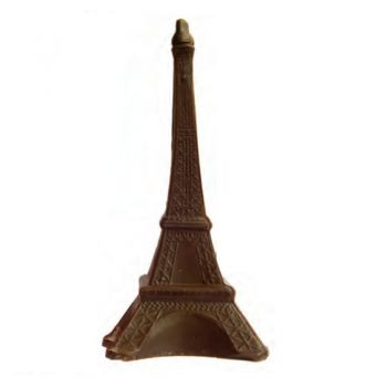 Molde Torre Eiffel chocolate