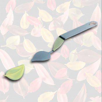 FLYCHOC herramienta en Inox large leaf L 60x44 mm
