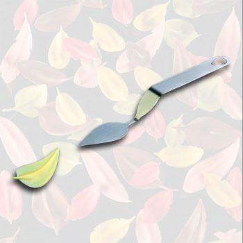 FLYCHOC herramienta en Inox leaf L 80x40 mm