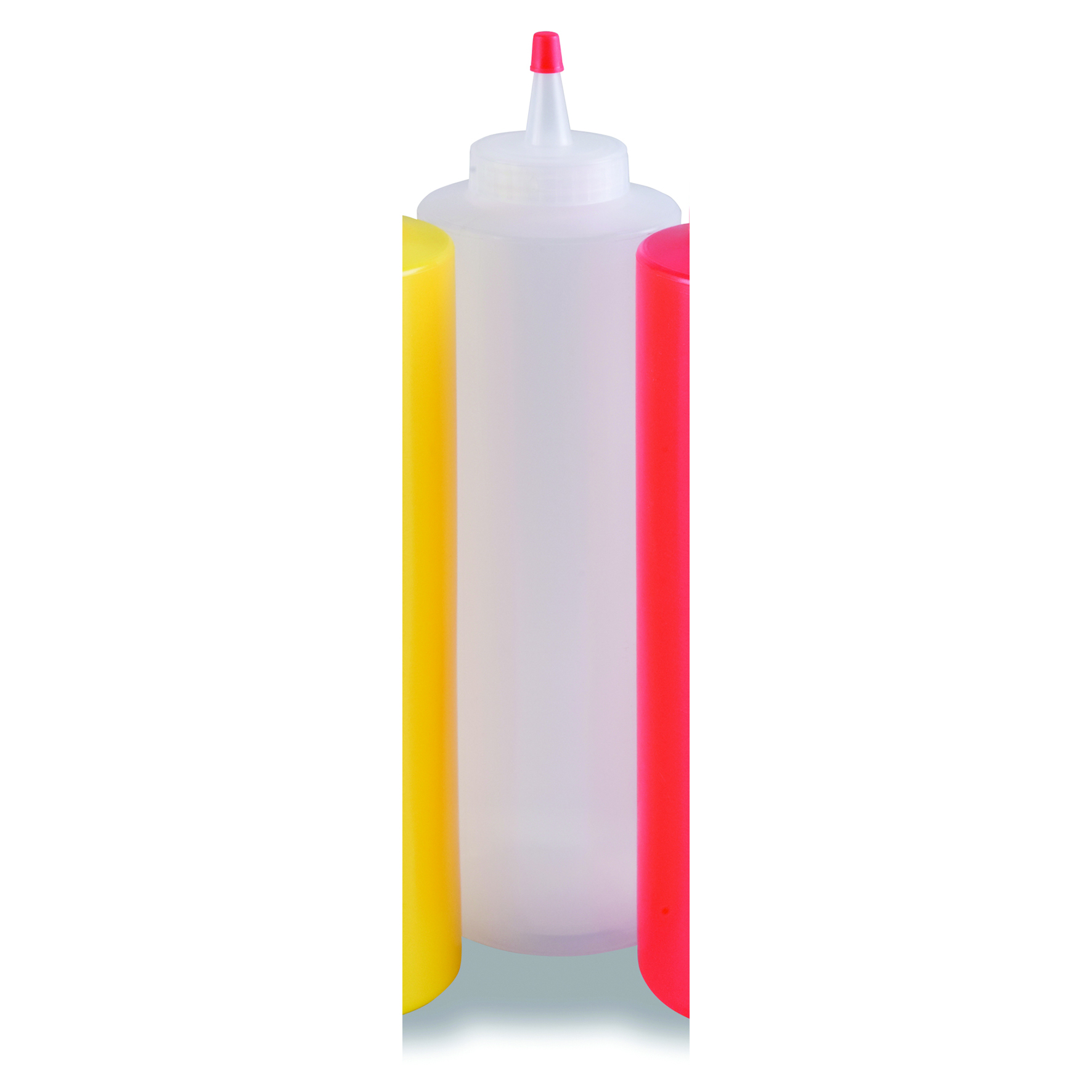 BOTELLA DE PLASTICO - BIBERON TRANSPARENTE 75 CL