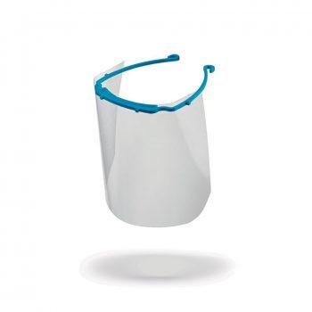 Pantalla Visera protección facial Pavoni pack 5uds + 1 diadema